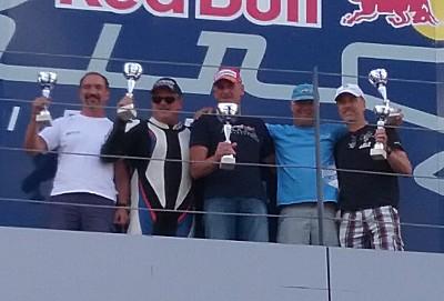 Red Bull Ring 2. Rennen